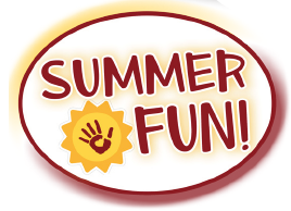 Great fun for kids this summer in Didsbury.