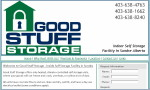 Located in Sundre Alberta,Good Stuff Storage offers heated, climate-controlled self storage units, where your goods will not freeze and crack, overheat, or collect a lot of dust.