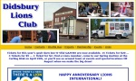 The Didsbury Lions Club owns and operates the Lions Shuttle Bus, offering taxi service for the elderly and handicapped and others in the community. The Lions Soap Box Derby, held each year on the Fathers Day weekend, is one of the most popular events in town for kids.