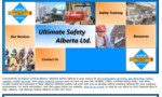 Conveniently located in Central Alberta, Ultimate Safety Alberta is your source for fire extinguisher servicing, gas detection, safety supplies, health services, and safety training courses such as First Aid and CPR, WHMIS, TODG, and confined space entry.