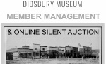 Windsor Graphics designed an online member management system for the Museum volunteers.
