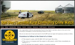 This organization informs and educates Rural Crime Watch members about crime and crime prevention strategies to avoid becoming victims of crime.